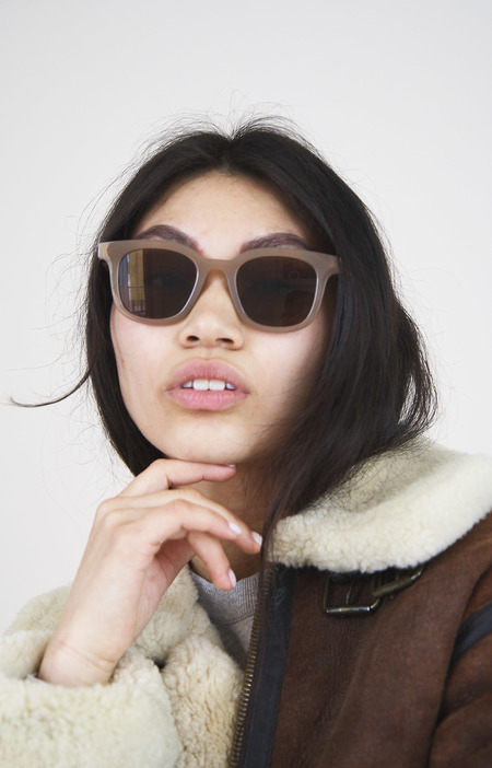 Seoul Collective 90s Square Sunglasses