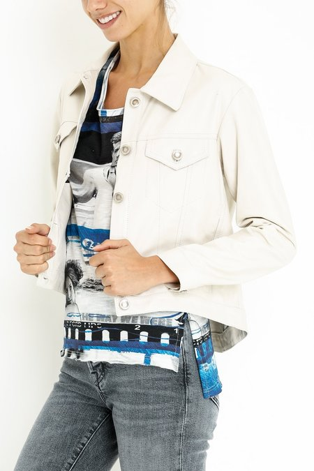 Giorgio Brato Button Down Jacket - Zinco