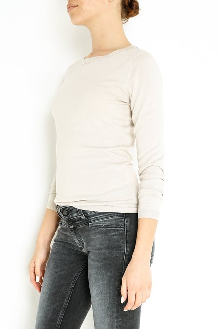 Aspesi & Co Roundneck Sweater - Beige