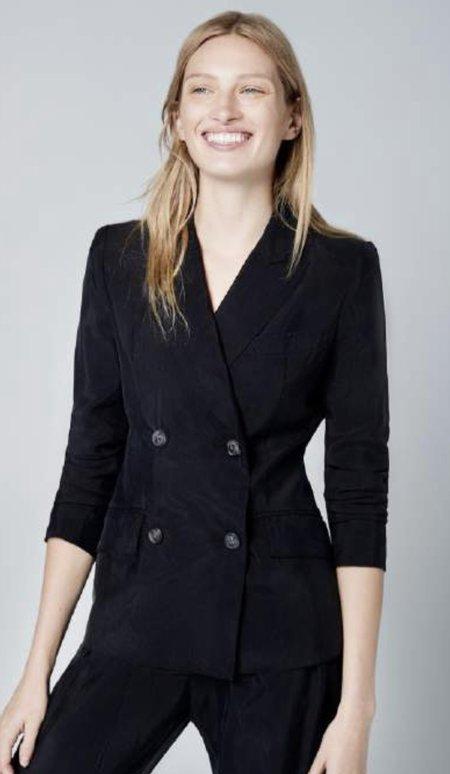 Smythe DB Tuck-In Blazer - Black