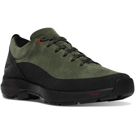 Danner Caprine Low Suede Sneaker - Deep Lichen