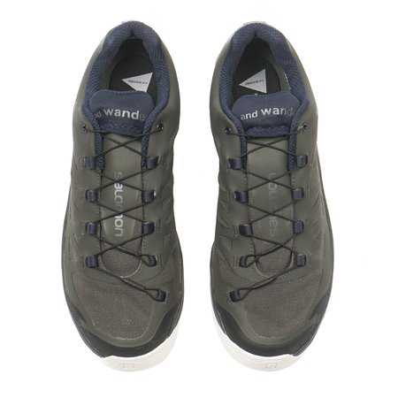 and wander Outpath GTX Sneakers - Peat