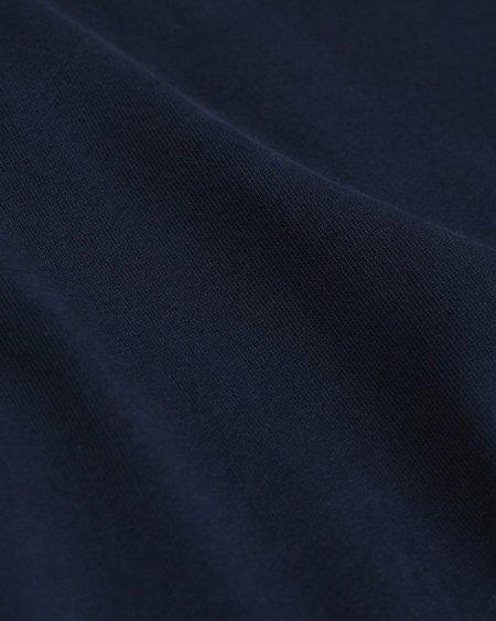 Colorful Standard Sudadera De Cuello Redondo Mujer - Navy Blue