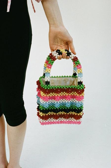 SHRIMPS Antonia Multi Coloured Bag