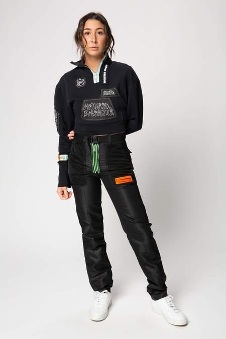 Heron Preston Sami Miro Turtleneck Sweatshirt - black