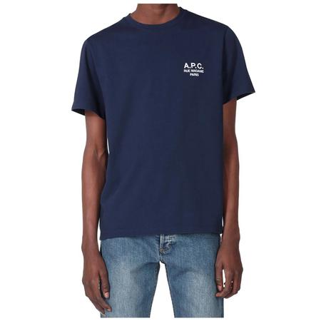 A.P.C. raymond t-shirt - Dark Navy