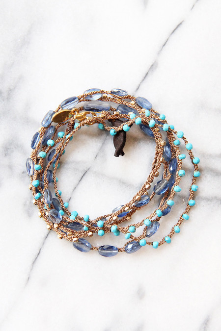 FEATHERED SOUL SPRING WRAP