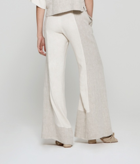 A-line Two Fabric Trouser