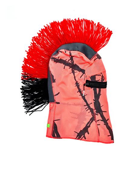 99% IS- Printed Balaclava - pink