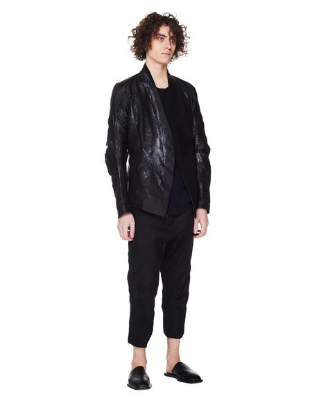Leon Emanuel Blanck Cotton T Shirt - black