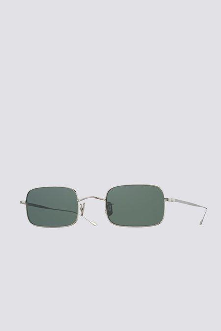 Eyevan 7285 Metal 780 Sunglasses - Grey