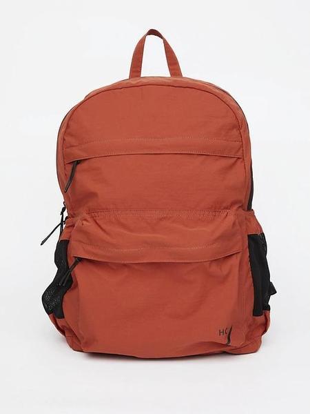 Hill City Packable Backpack - Orange