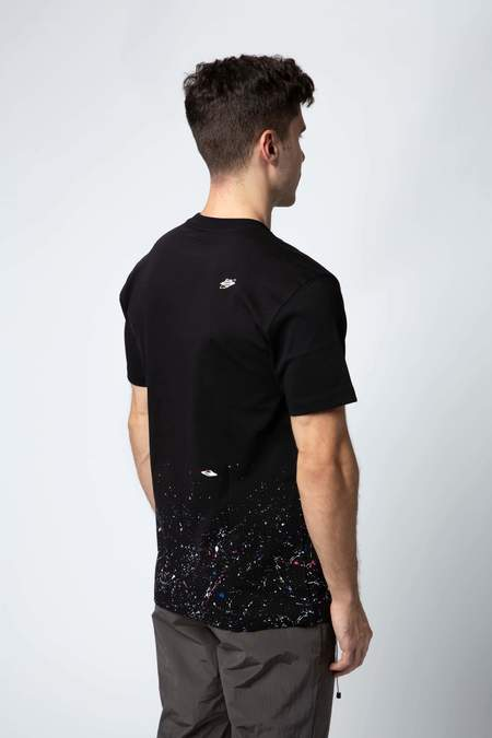 ADER ERROR Oversized Fit T Shirt - BLACK