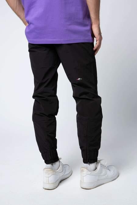 ADER ERROR Semi Oversize Double Layer Pants - BLACK