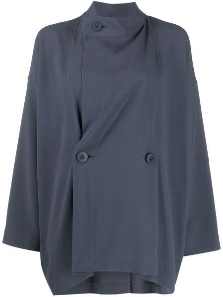 Issey Miyake Jacket - Charcoal Grey