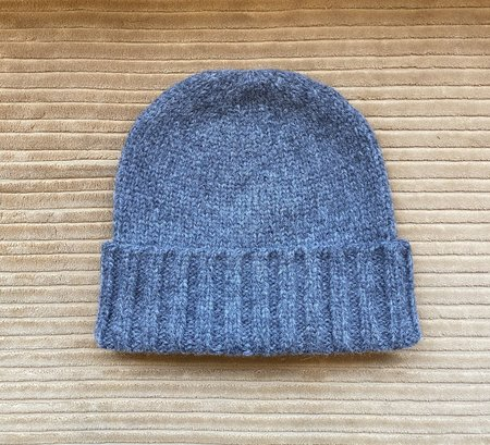 Kordal ARCTIC BEANIE - MEDIUM CHARCOAL