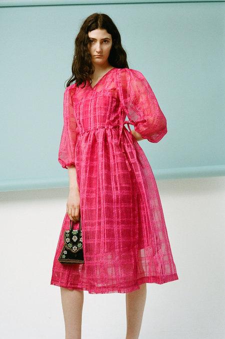 SHRIMPS Georgia Dress - pink