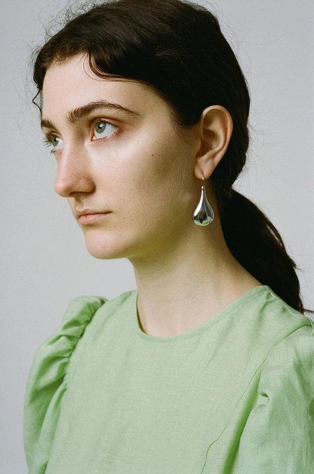 MOYA Elena Drop Earrings - silver