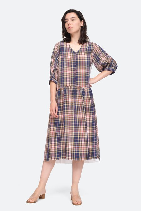 Sea, New York Rooney Dress - PLAID