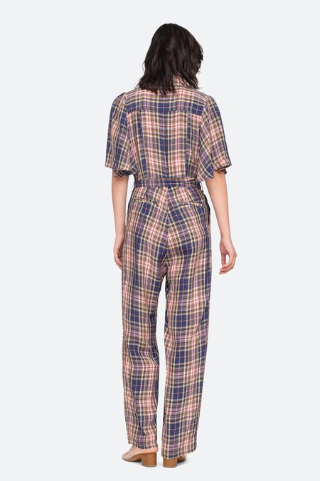 Sea, New York Rooney Jumpsuit - PLAID