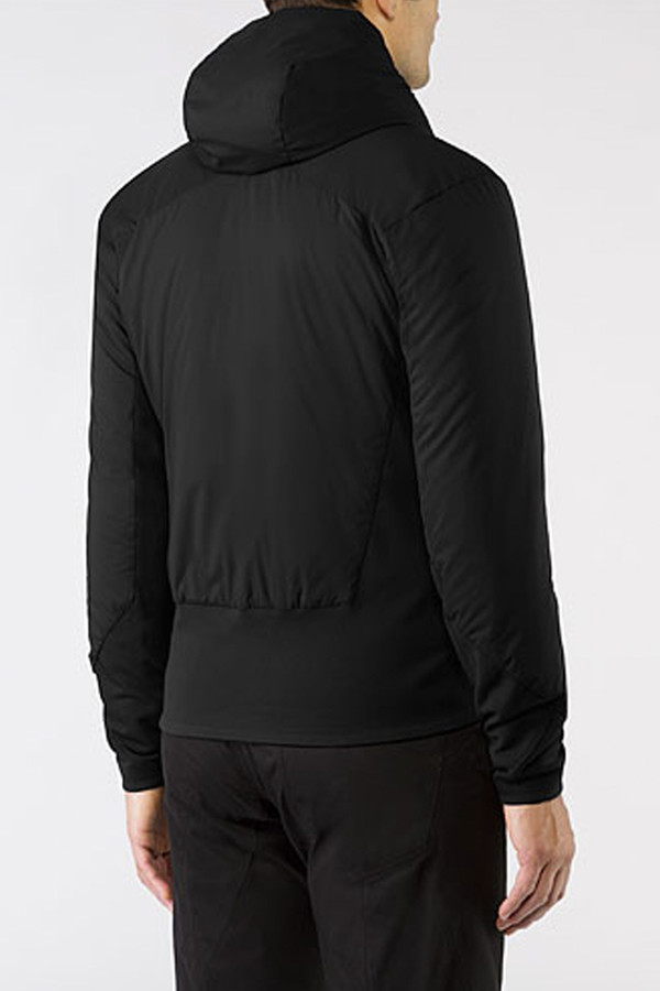 Arcteryx Veilance Mionn Is Comp Jacket Black Garmentory