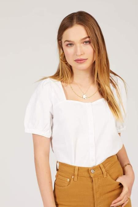 Levi's Simone Top - white