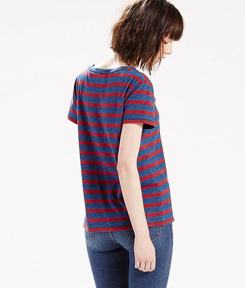 Levis Made & Crafted Pocket Tee