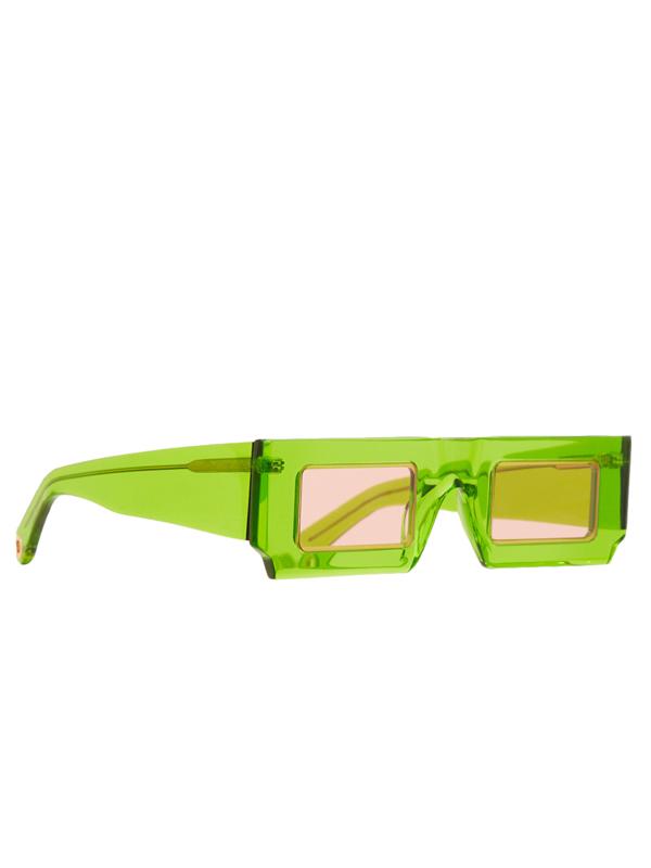 JACQUEMUS Les Lunettes Soleil - Green