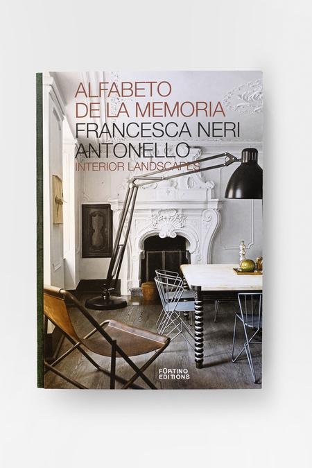 ALFABETO DE LA MEMORIA. FRANCESCA NERI ANTONELLO, INTERIOR LANDSCAPES