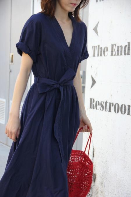 Xirena Winslow Dress - Marine Blue