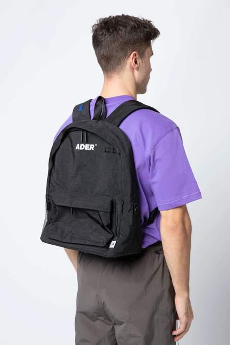 ADER ERROR Reversible Multistring Bag - BLACK