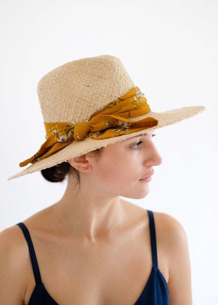 Hat Attack Lulu Hat - Natural