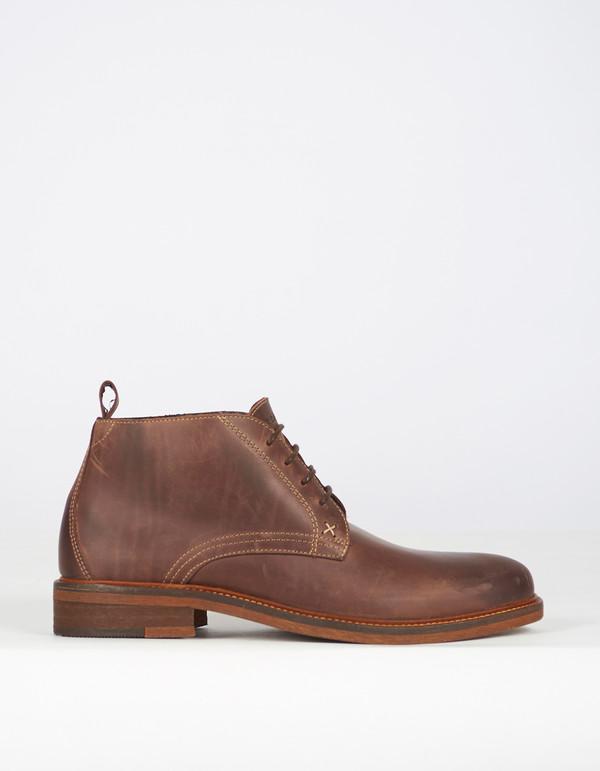 606122494cd Wolverine 1883 Hensel Desert Boot Dark Brown Leather on Garmentory