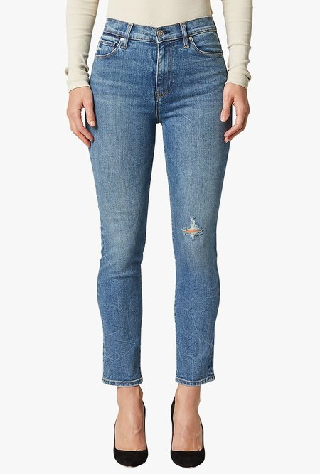 Hudson Jeans Holly High Rise Skinny Ankle Jean - Upshot