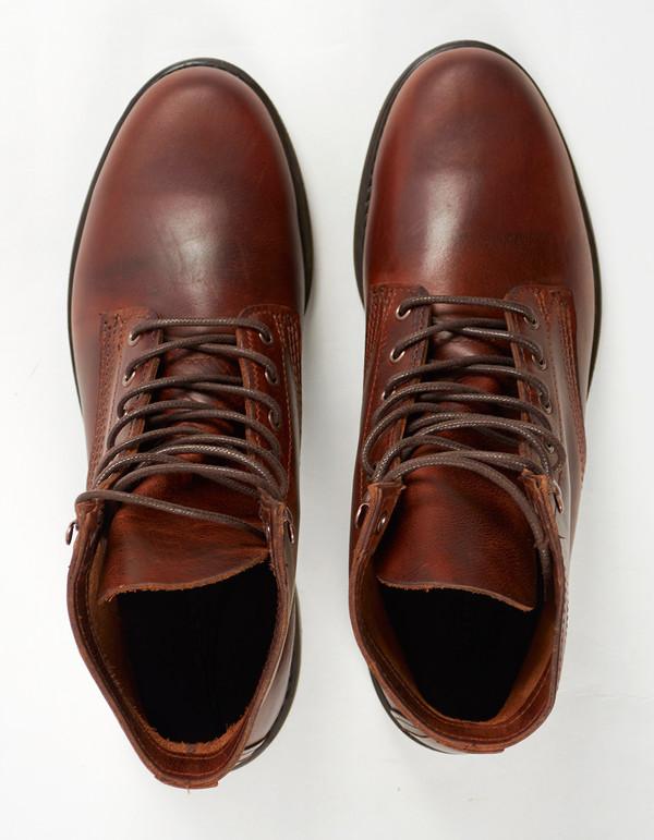 wolverine 1883 wolverine 6 kilometer boot brown leather garmentory