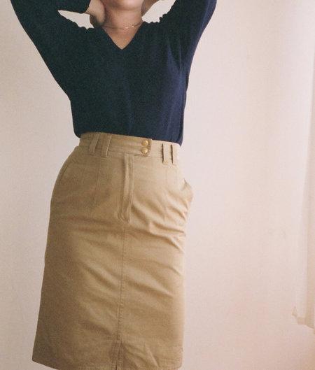 Vintage Jil Sander Midi Skirt