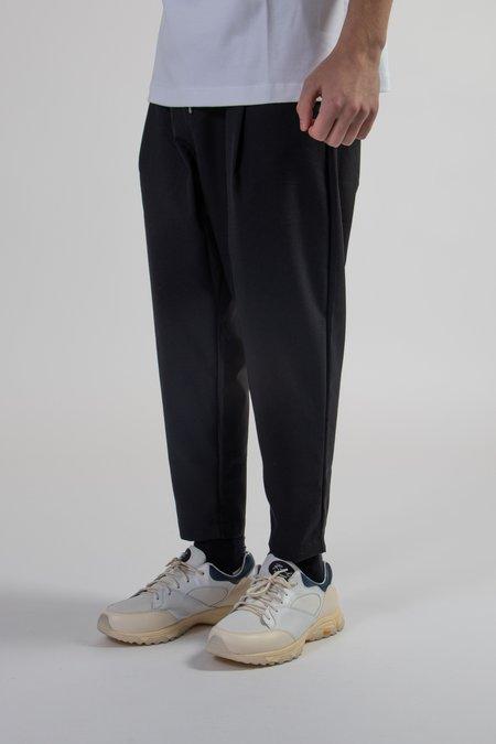 Drôle de Monsieur Wool Cropped Pants - Black