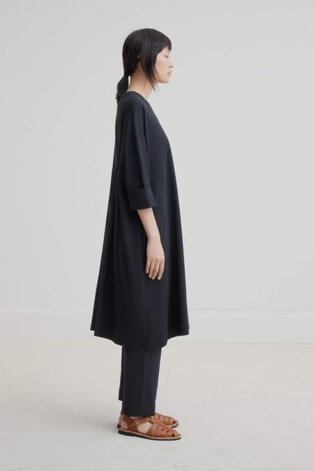 Kowtow Oversized Boxy Dress - Black