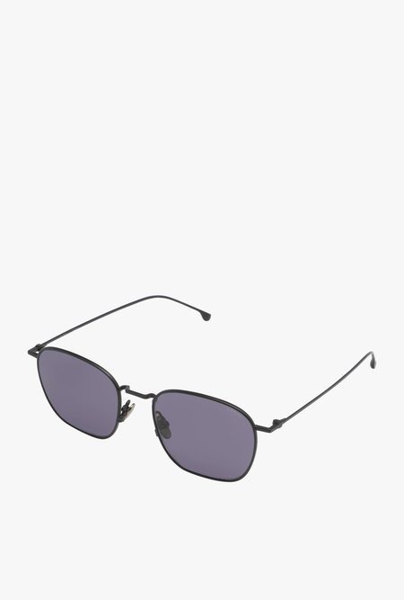 Unisex KOMONO Oscar Sunglasses - Deep Purple