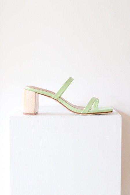 James Smith Sirenuse Sandal - Pistacchio