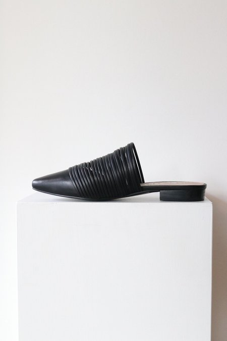 Sol Sana Maude Slide - Black