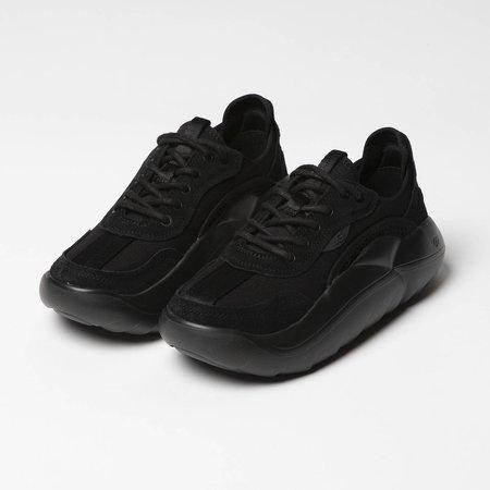 UGG LA Cloud Low Sneaker - black