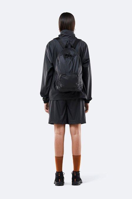 Rains Ultralight Daypack - Black