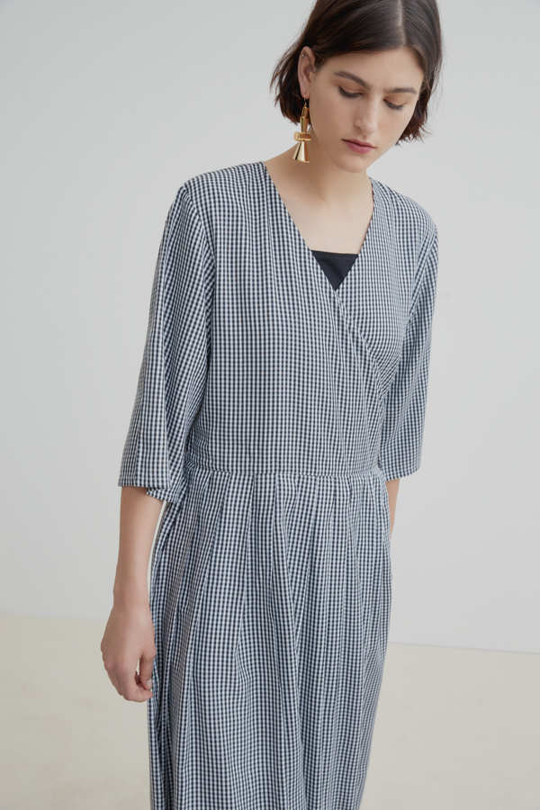 Kowtow Nico Wrap Dress