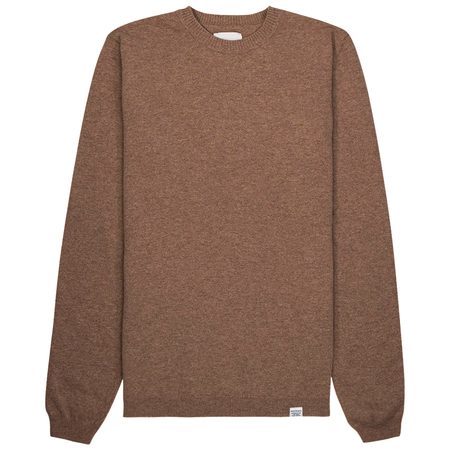 Norse Projects Sigfred Light Wool Sweater - Utility Khaki