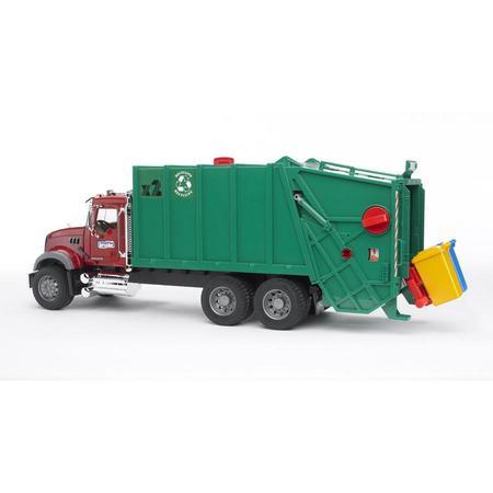 kids Bruder Toys Mack Granite Dump Truck