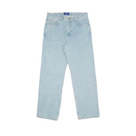 RASSVET (PACCBET) denim pants - Light wash