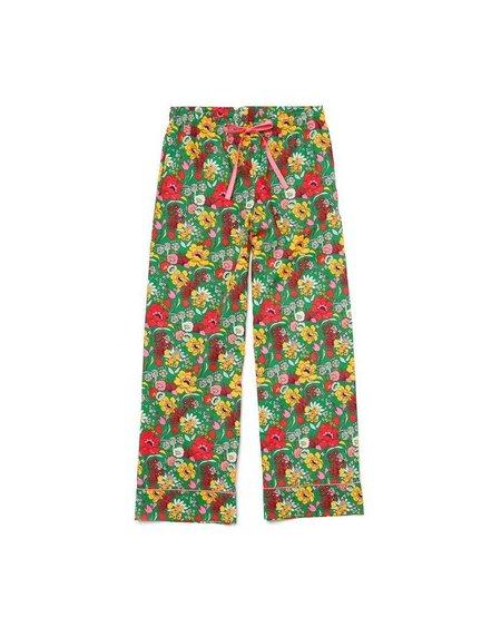 Ban.do Superbloom Leisure Pants - Emerald