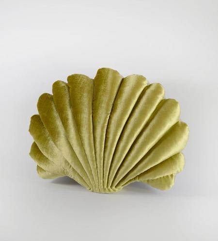 Tamar Mogendorff Velvet Shell Pillow