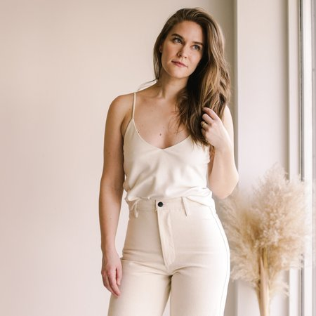 Ozma Camisole - Natural